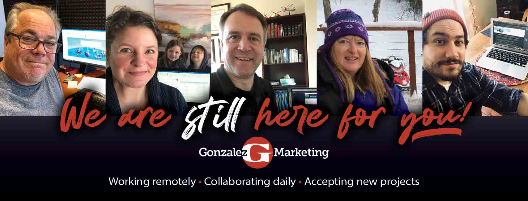 Gonzalez Marketing Team